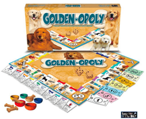 golden retriever monopoly