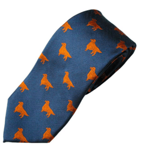 golden retriever dad tie for dog dad
