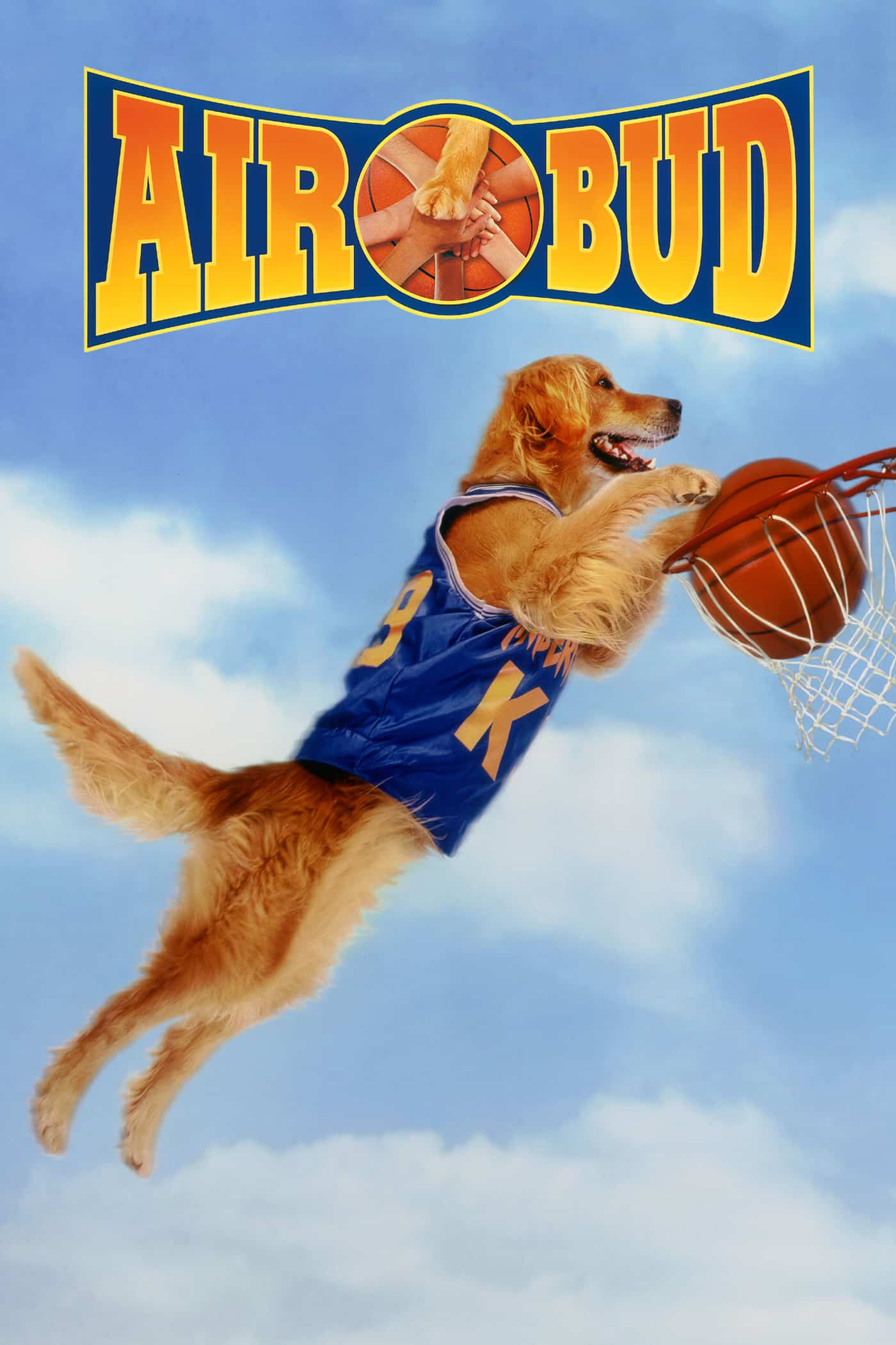 air bud golden retriever