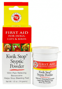 styptic powder
